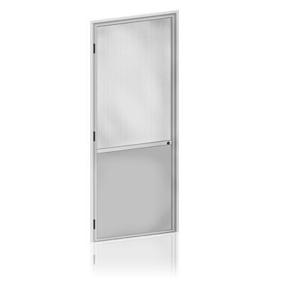 Panel de aluminio - parte inferior